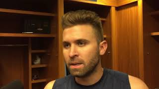 Brian Dozier calls for mandatory protective netting after Yankee Stadium foul ball hits young fan