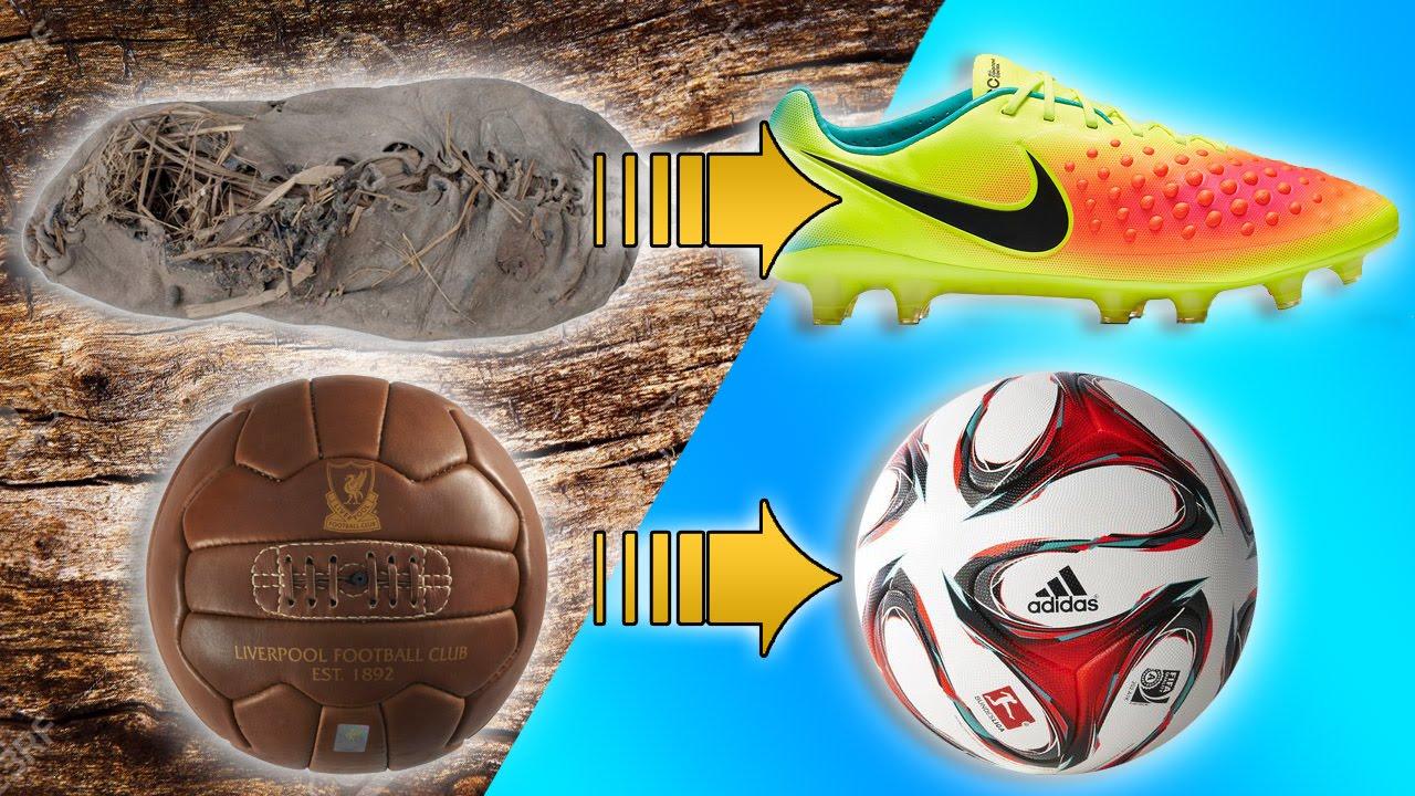 El De Los Y Balones Botines Futbol Origen Evolución 4jA35RLq