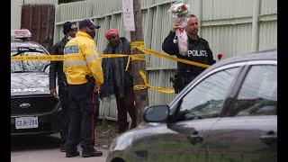 CITY ABLAZE WITH GUNFIRE: Deadly day for shootings in Toronto
