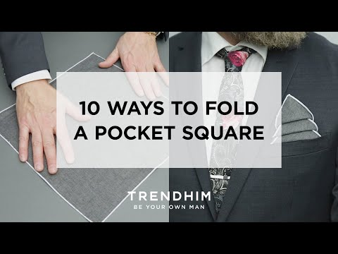 caee0be1 The Pocket Square - Your Ultimate Guide