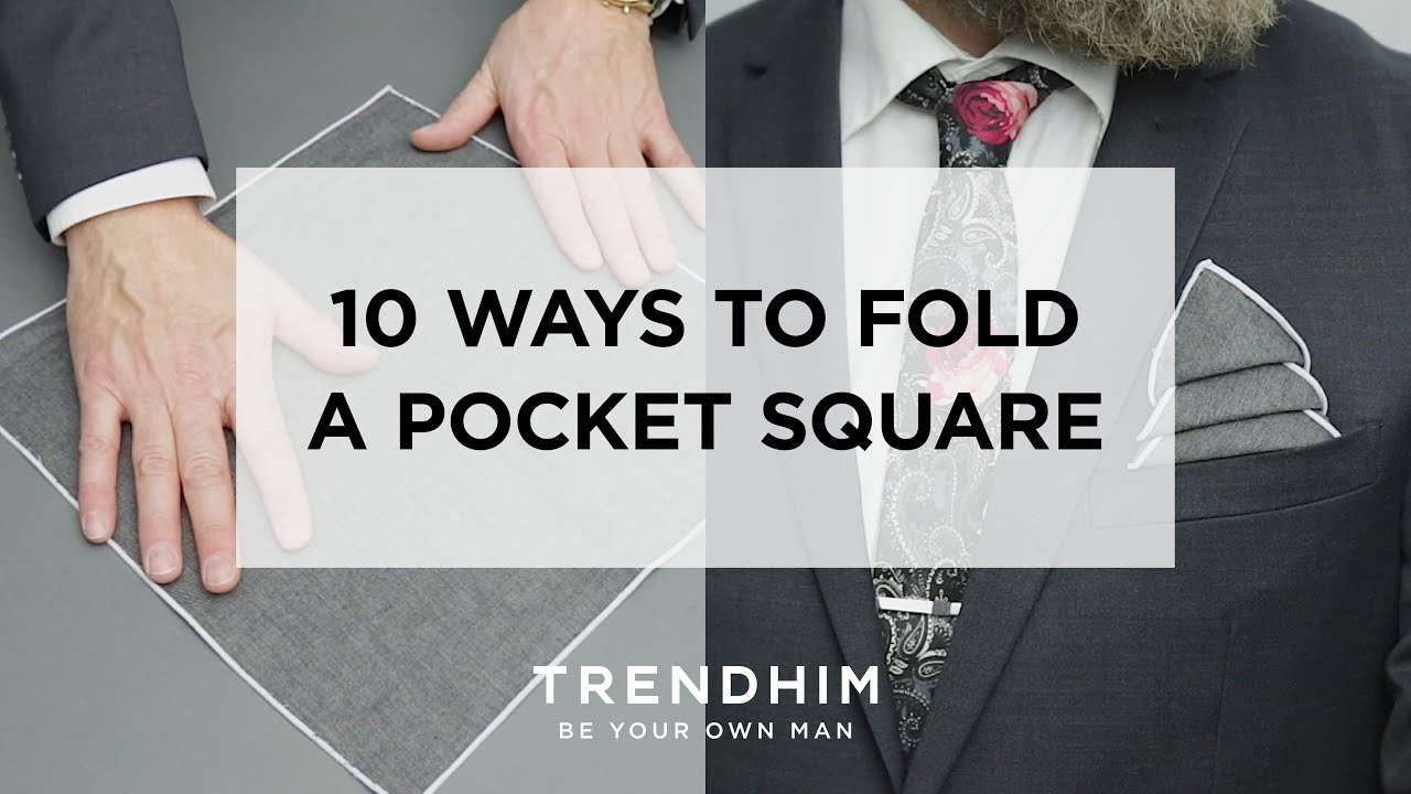 The Pocket Square - Your Ultimate Guide