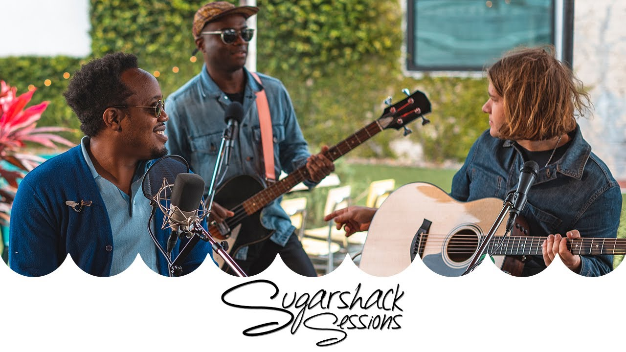 Durand Jones & The Indications - Sea Gets Hotter (Live Acoustic) | Sugarshack Sessions