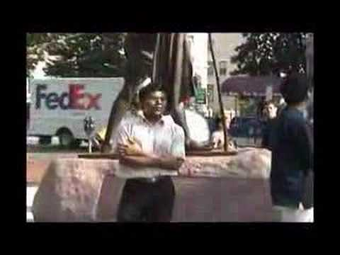 Bhopal protest on Indian embassy Washington DC