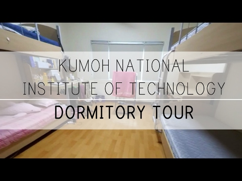 KOREAN DORM TOUR Part 1 | Kumoh National Institute of Technology Dormitory (금오공과대학교 푸름관)
