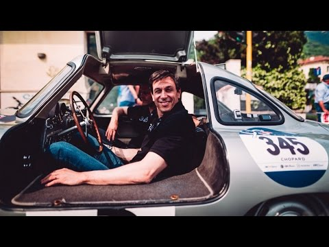 Toto & Aldo's Mille Miglia Video Blog - Padua to Rome