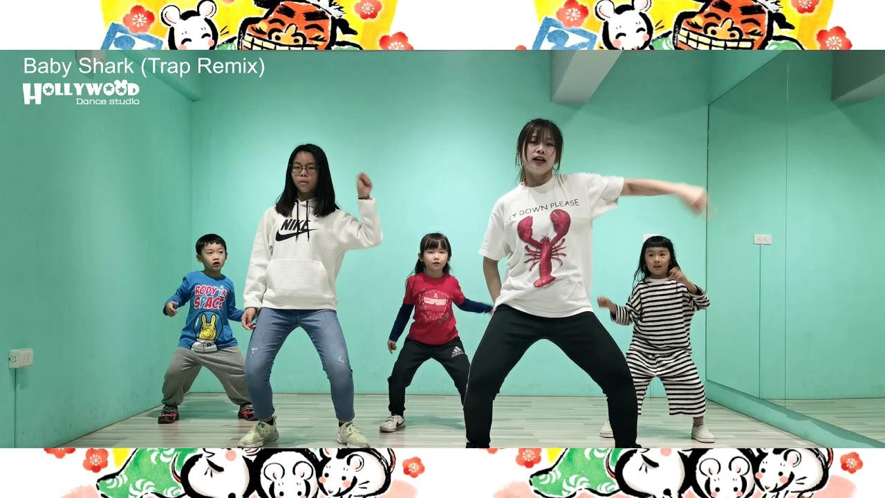 Baby Shark - Remix | Dance Cover - YouTube