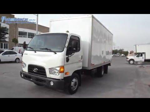 220523 Hyundai HD78 H500 Diesel A A Caja Seca 2013