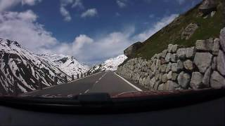 Swiss Alps Pass Road Trip - Eurotrip 2016 June.