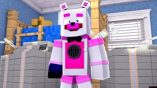 Funtime Freddy is Famous! Minecraft FNAF Roleplay