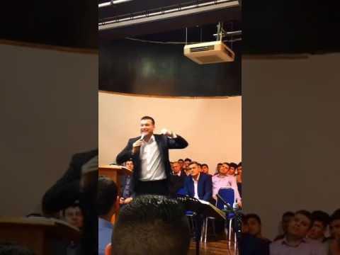 Adi Varga la Biserica Penticostala Maranata Londra(26.02.2017)