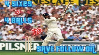 With Just 1 Wicket in Hand, Kapil Dev Hits 4 Sixes in 4 Balls to Save Follow-on vs England at Lord