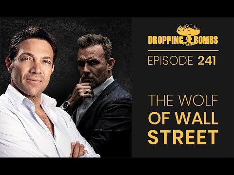 The Rhino Meets The Wolf. Dropping Bombs (Ep 241) | Jordan Belfort