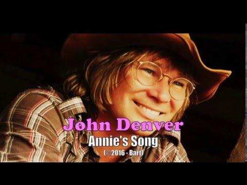 John Denver - Annie's Song (Karaoke)
