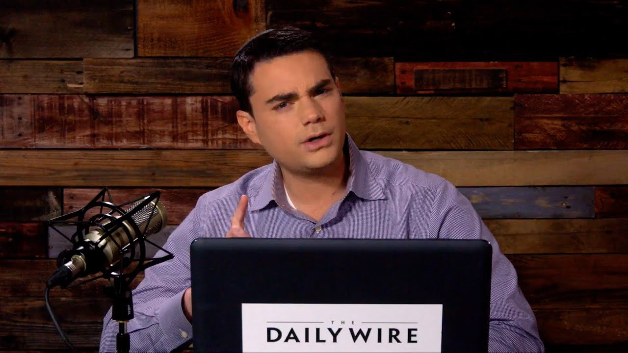 The Ben Shapiro Show Ep. 125 - Captain America Is Gay And ... Daily Wire