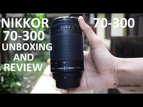 Nikon Len 70-300