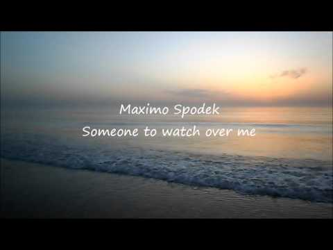 SOMEONE TO WATCH OVER ME, ON PIANO AND MUSICAL ARRANGEMENTS, ROMANTIC AND RELAXING SLOW JAZZ