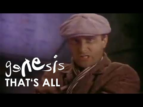 Genesis - That's All (Official Music Video)