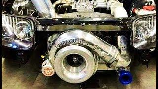 Huge & Big TURBO Engines SOUND COMPILATION