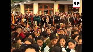 "Dalai Lama say Chinese authorities trying to ""annihilate Buddhism"" in Tibet"