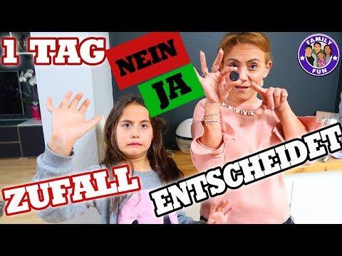 1 TAG BESTIMMT SCHICKSAL unser LEBEN - Dame Tu Cosita nachtanzen? - Family Fun