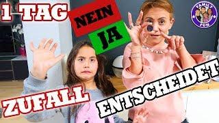 1 TAG BESTIMMT SCHICKSAL unser LEBEN -Alien Tanz nachmachen - Family Fun