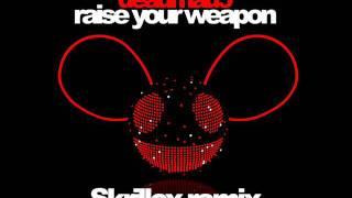 Deadmau5 - Raise Your Weapon (Skrillex Remix)