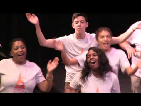 What is A Cappella Camp?