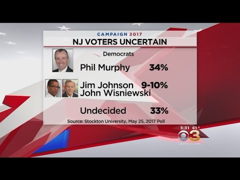 New Jersey Voters Head To The Polls For Primary Elections