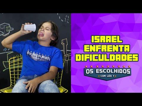 Israel enfrenta dificuldades - Ep 26 - Os Escolhidos