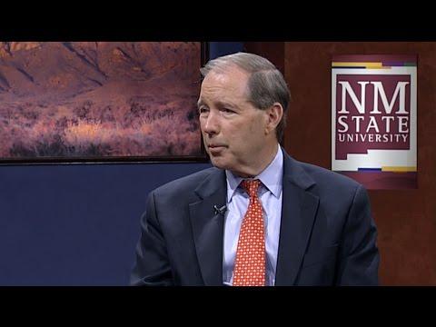 Fronteras 610: U.S. Senator D-NM Tom Udall