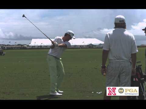 Webb Simpson Golf Swing in Slow Motion