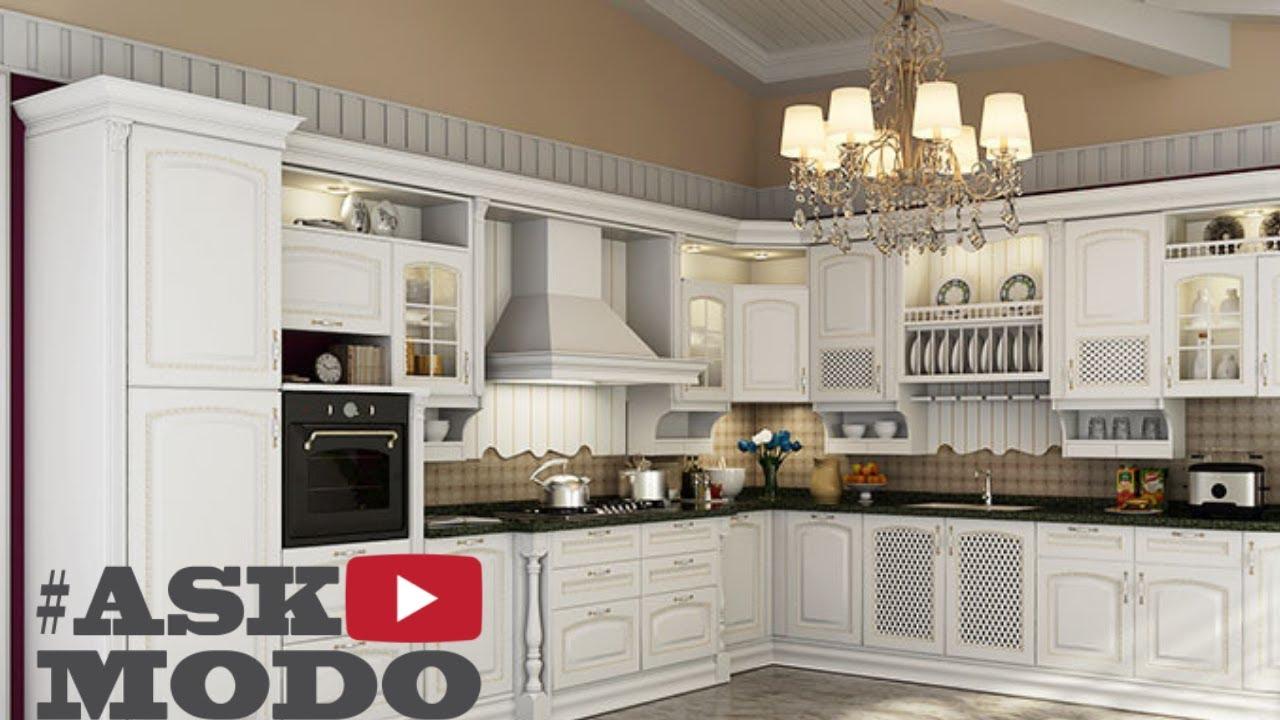 2020 White Kitchens - 21+ White Kitchen Design Ideas [HD ...