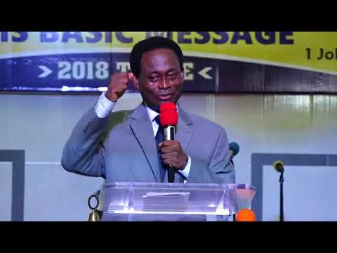 REMAIN IN CHRIST AND HIS BASIC MESSAGE || APOSTLE PROF OPOKU ONYINAH