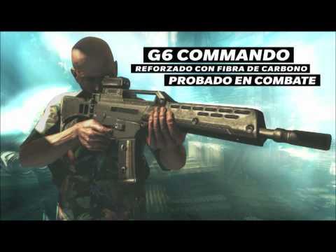 Las armas de Max Payne 3