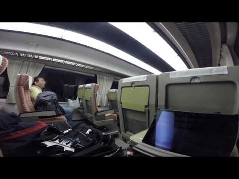 Al's Japan trip - Day 7:  Wide View Hida Express from Nagoya to Gero