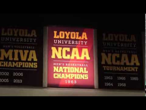 Loyola Ramblers – The Team That Changed College Basketball