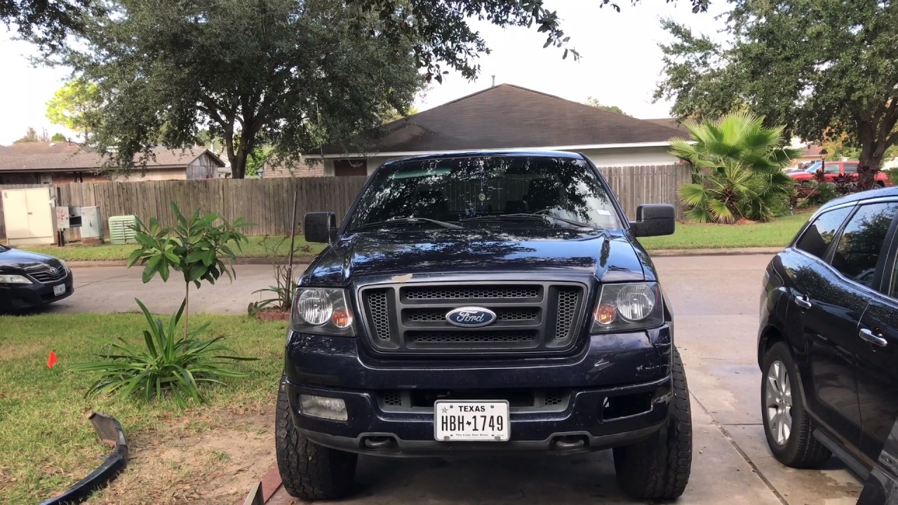 F150 Front End Conversion Youtube