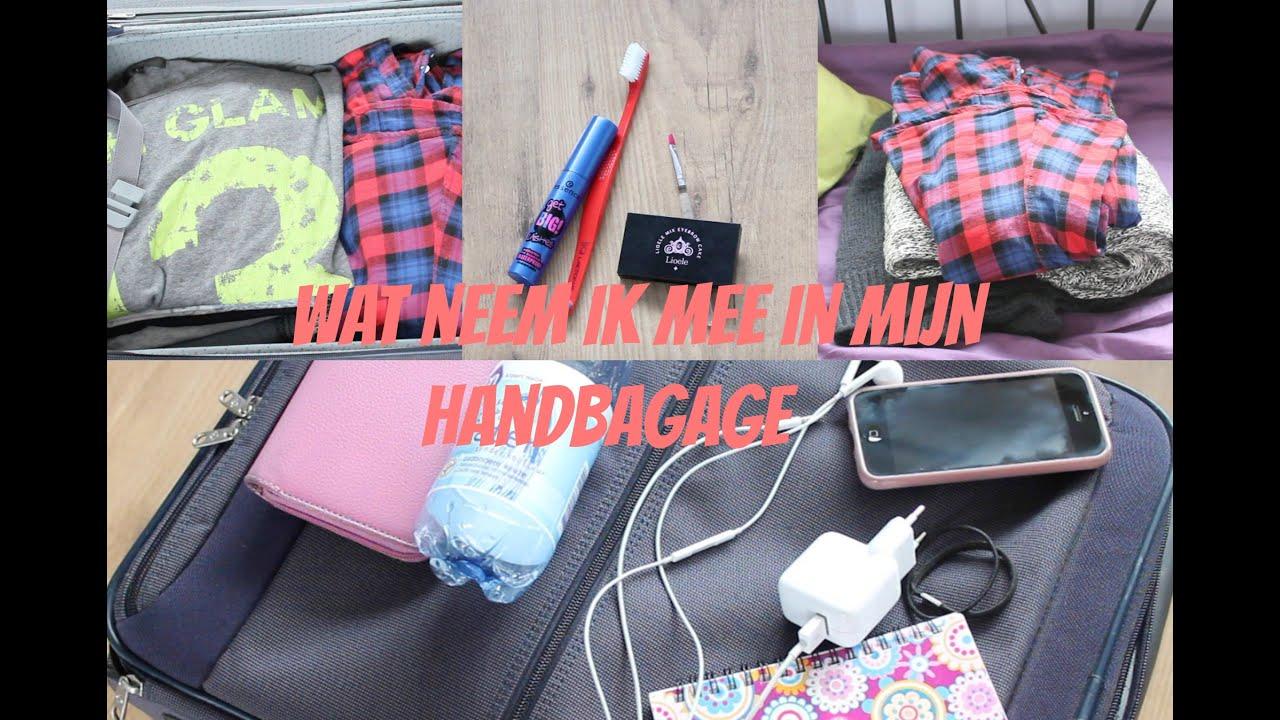 f081bca1806 Wat neem ik mee in mijn handbagage || BeautylipssNL - YouTube