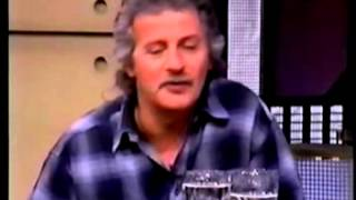 Pete Best con Roberto Pettinato -TV Argentina 1997