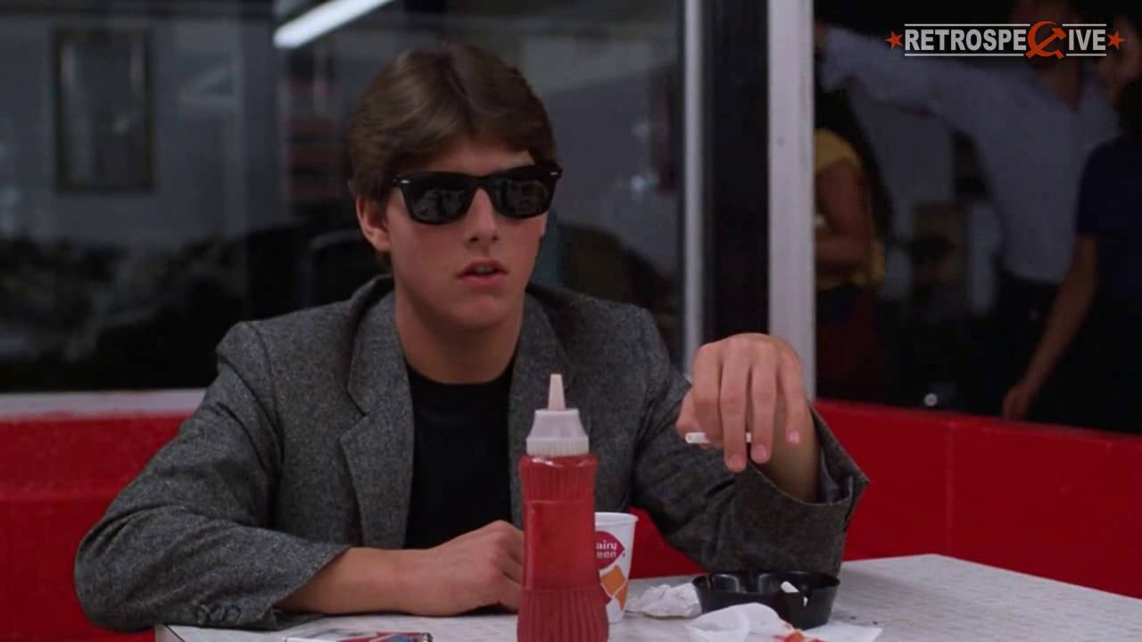 tom cruise as a joel from risky business 1983 youtube. Black Bedroom Furniture Sets. Home Design Ideas