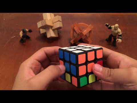 Una opción mas para armar el cubo  de RUBIK!