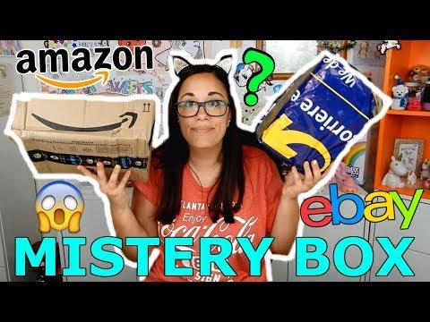 APRO 2 MISTERY BOX! AMAZON VS EBAY! QUALE SARA' LA MIGLIORE? Iolanda Sweets thumbnail