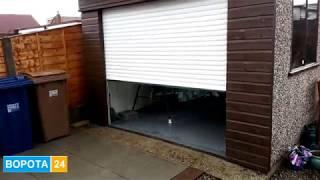 видео Алюминиевые ставни- купить в Симферополе, Севастополе, Ялте, Крыму