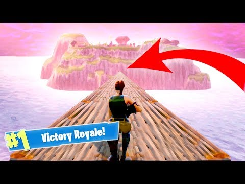 How To Get To The Secret Island In Fortnite Battle Royale