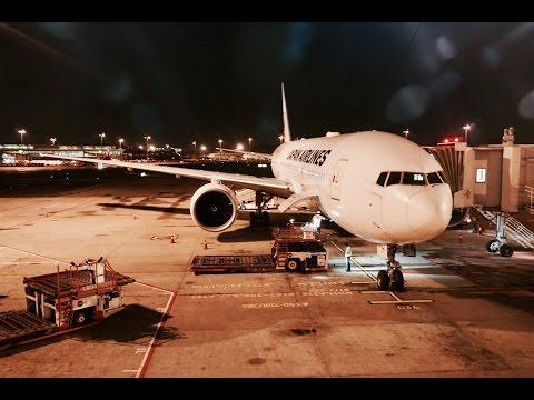 Japan Airlines B777-200ER Flight Experience: JL36 Singapore to Tokyo Haneda
