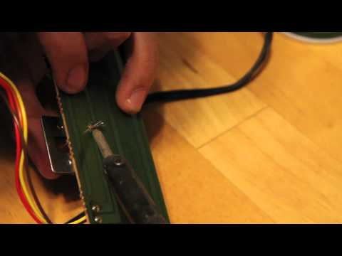 Technics Tuneup Part IX: Pitch fader LED upgrade!