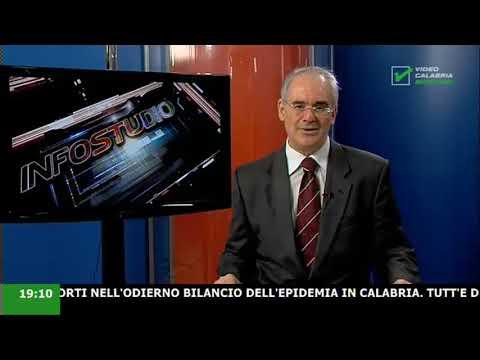 InfoStudio il telegiornale della Calabria notizie e approfondimenti -  12 Luglio 2021 ore 19.10