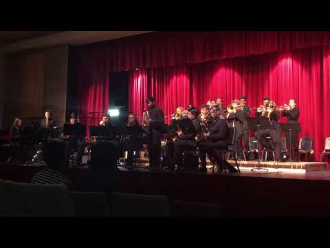 Benicia Panther Band-