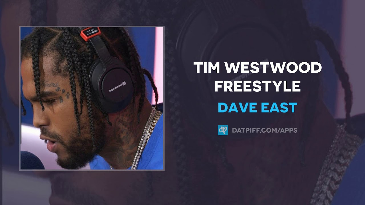 Dave East - Tim Westwood Freestyle (2019) (AUDIO)