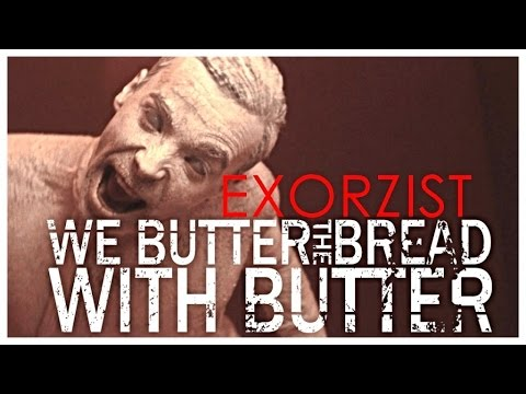 WE BUTTER THE BREAD WITH BUTTER - Exorzist // official clip // AFM Records